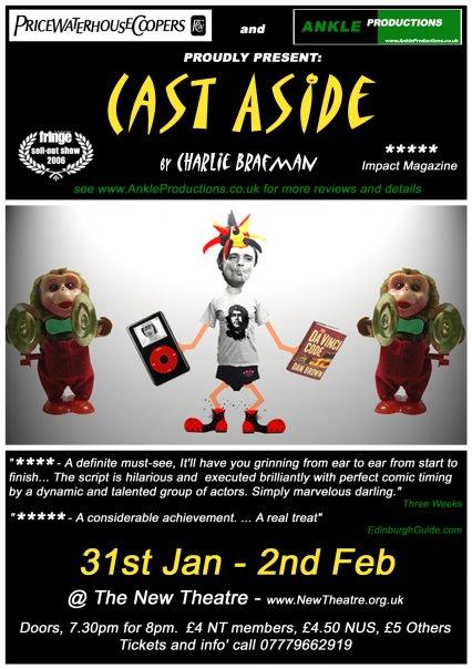 Cast Aside poster