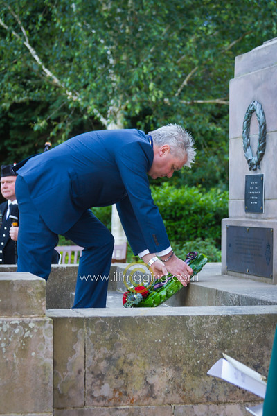 Gallipoli Wreath Laying 2017