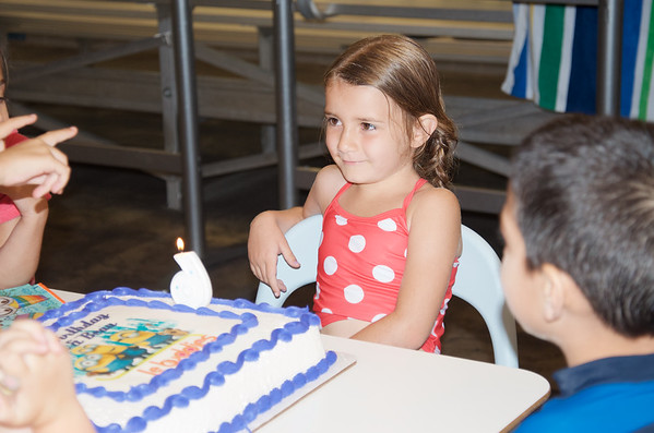 Niki's 6th Birthday