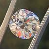 1.62ct Antique Cushion Cut Diamond GIA J VS1 6