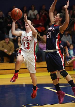 Masco vs Revere Girls Basketball