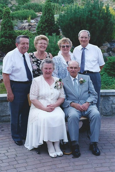 Mom and Dad with Sisters Selma and Dan and Agnes and.jpg
