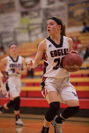 2/27/18 Varsity  Girls Basketball