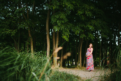 michelle + bobby - maternity