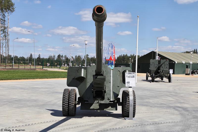100-мм полевая пушка образца 1944 года БС-3 (100mm field gun M1944 BS-3)