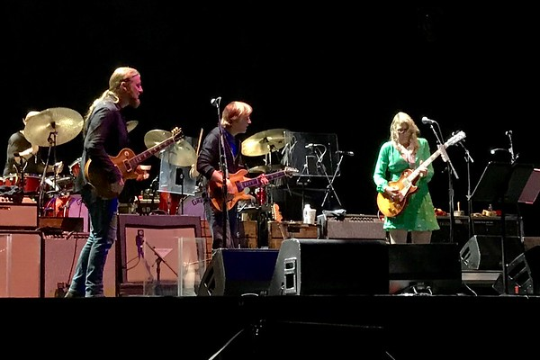 Tedeschi Trucks Band with Trey Anastasio