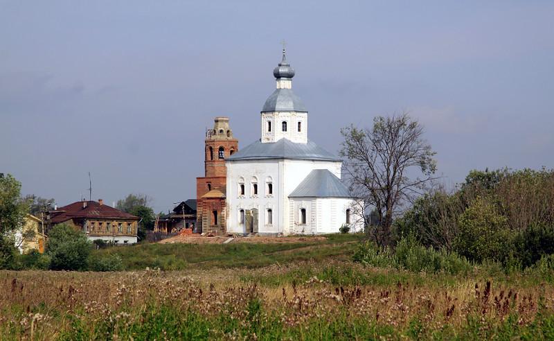 Suzdal - Ilya (Elijah) the Prophet Church, 1744.