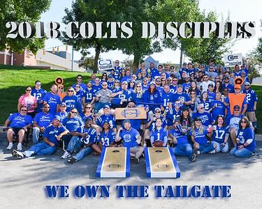 2018 Colts Disciples