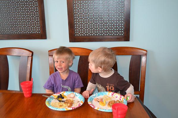 2012.4.12 Judah's 3rd Birthday