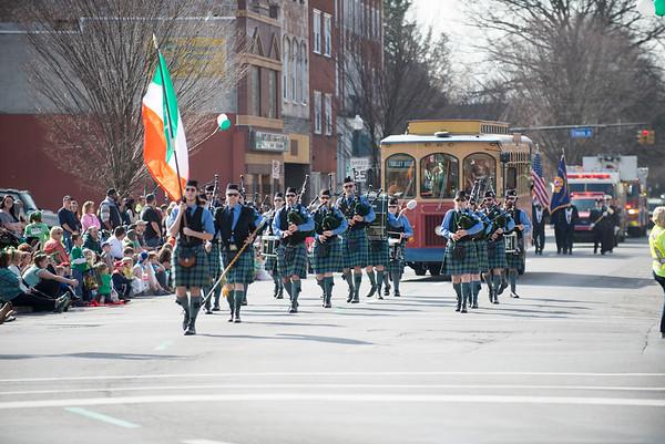 Williamsport Photographer : 3/12/16 iHeart Media & The City of Williamsport St. Patrick's Parade