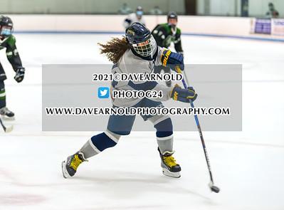 1/26/2021 - Girls Varsity Hockey - Austin Prep vs St. Mary's