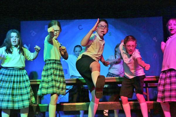 Musical Theatre Education (MT Ed)