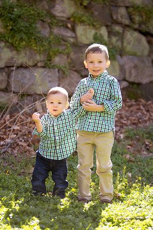 Gavin - 1st Birthday: 4.2.17