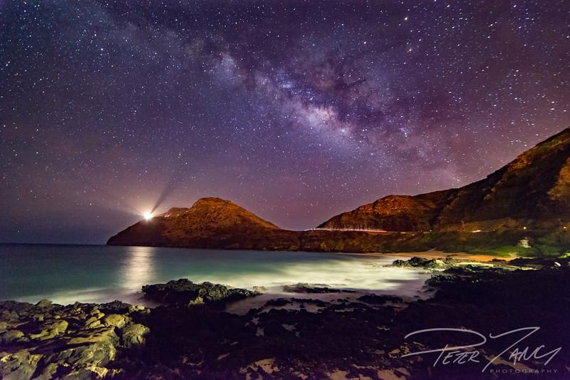 Makapu'u Milky Way