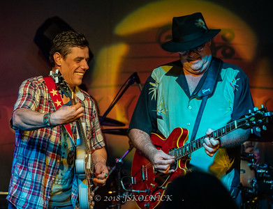 12/4/18 Nick Schnebelen Band Tues Blues & Barbeque with Frank Ward Funky Biscuit