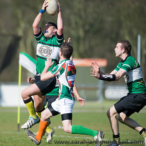 Delft 2 vs Hookers 9 March 2014