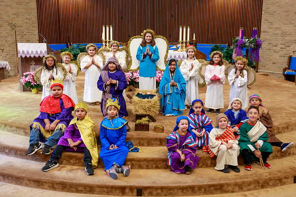 2019 - HFCC Children's First Christmas Reenactment
