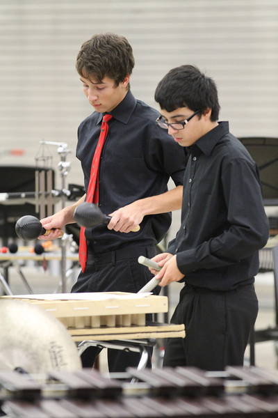 2011-12-15 Holiday Percussion Concert