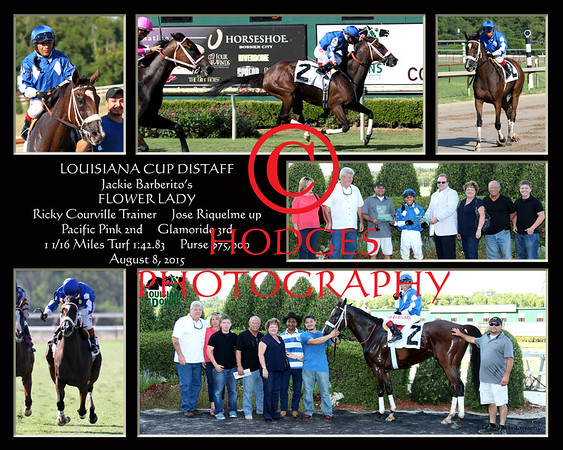 August 8, 2015 Louisiana Cup Day