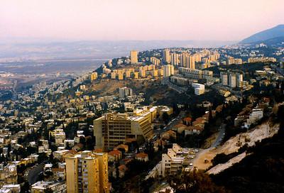 Haifa and Acre