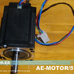 SKU: AE-MOTOR/57/H, 57 Series Stepper Motor, Spare for our FastCOLOUR Y Axis Motor