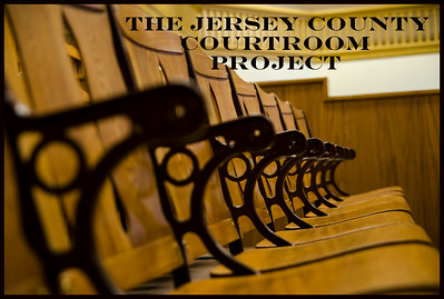 Jersey County Courtroom Project