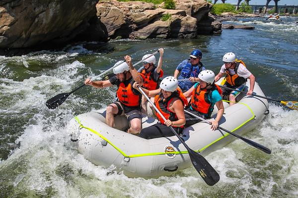 River City Adventures 6-14-15 Morning Trip