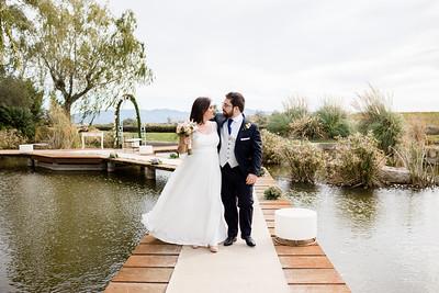 Casament Isaac & Alba