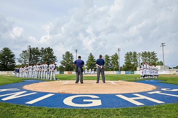 CC Varsity Baseball vs Harrison 2019-5-17