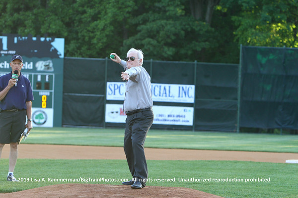 vs. Gaithersburg Giants, 5/31/2014, Pregame and Fans