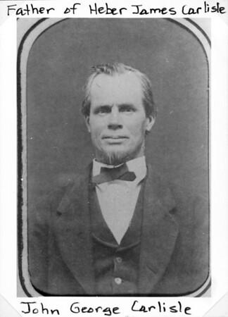 Carlisle Ancestor Photos from Ann Marcusen