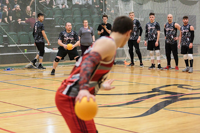 April 7 - National Dodgeball Championship 2019