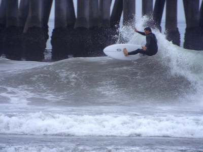 5/9/20 * DAILY SURFING PHOTOS * H.B. PIER