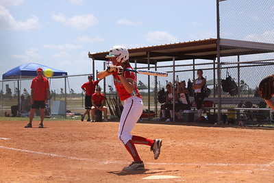 TX Peppers 16U - Houston Metro ASA - June 18, 2011