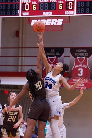 Hopkins Girls Basketball - 2020