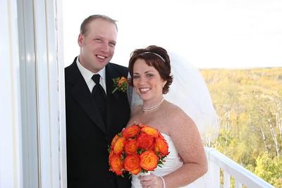 Alan and Lindsay