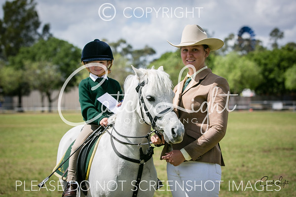 204 Assisted Rider Under 10yrs