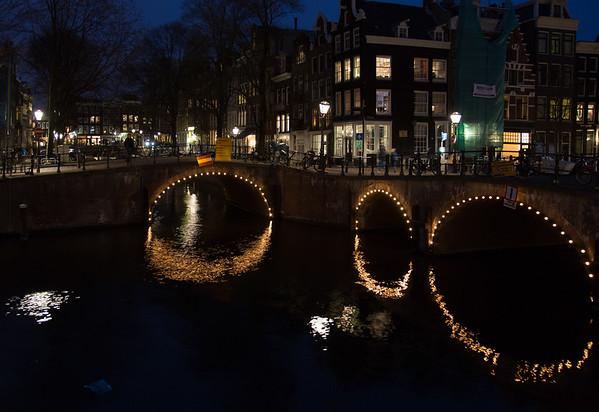 Amsterdam, Monday