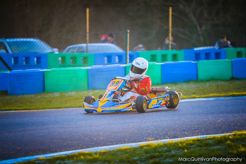 Tullyallen Karting Club - 2014 T Plate - Alyx Coby