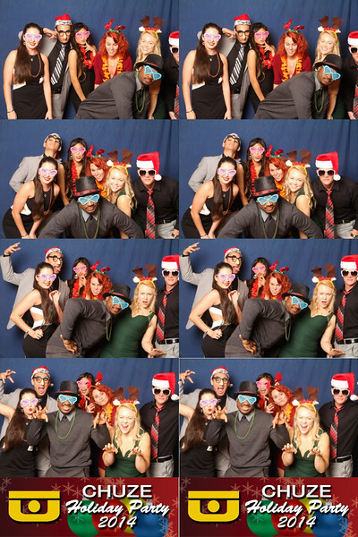 Chuze Holiday Party 2014 @ Del Mar