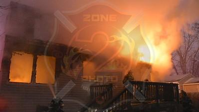 Wyandanch Fire Co. Signal 13  29 Lake Dr. 12/17/16
