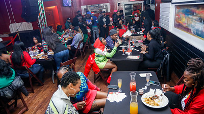UGLY SWEATER DAY PARTY BADDIES BRUNCH