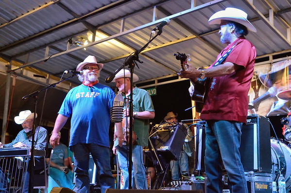 Tommy Alverson's Family Gathering 2013
