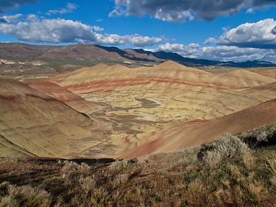 Painted Hills - 2021/04/26