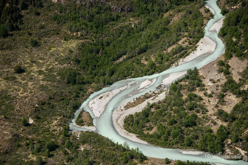 Rio Delta O el Leon, Parque Nacional Laguna San Rafael, Patagonia.jpg