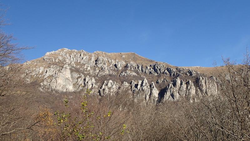 Monte Galero Summit