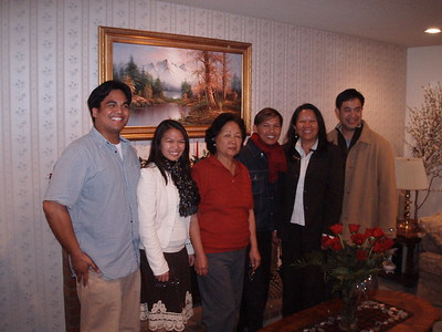 FAL XMAS Reception 12/12/2007
