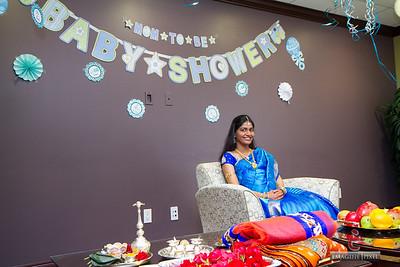 Sruthi K Baby Shower