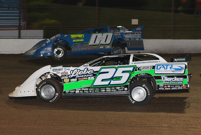 Lucas Oil MLRA Late Models - Ron Mitchell photos