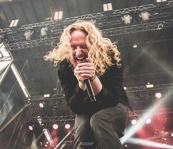 Dark Tranquillity - Sweden Rock Festival 2018